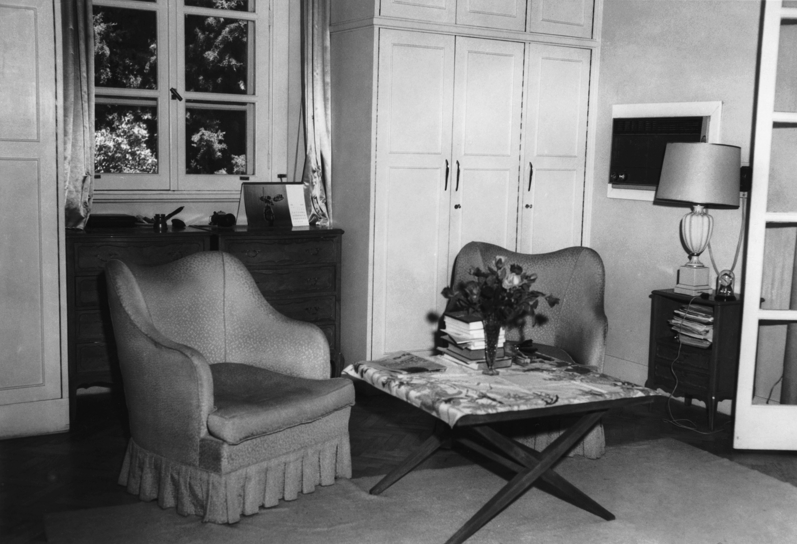 Cairo - Executive Level Position Residence - 1964