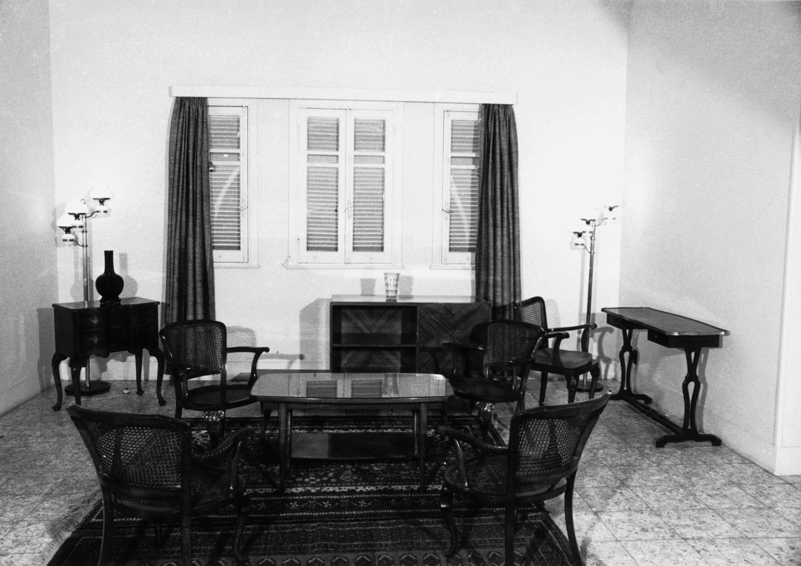 Cairo - Executive Level Position Residence - 1975