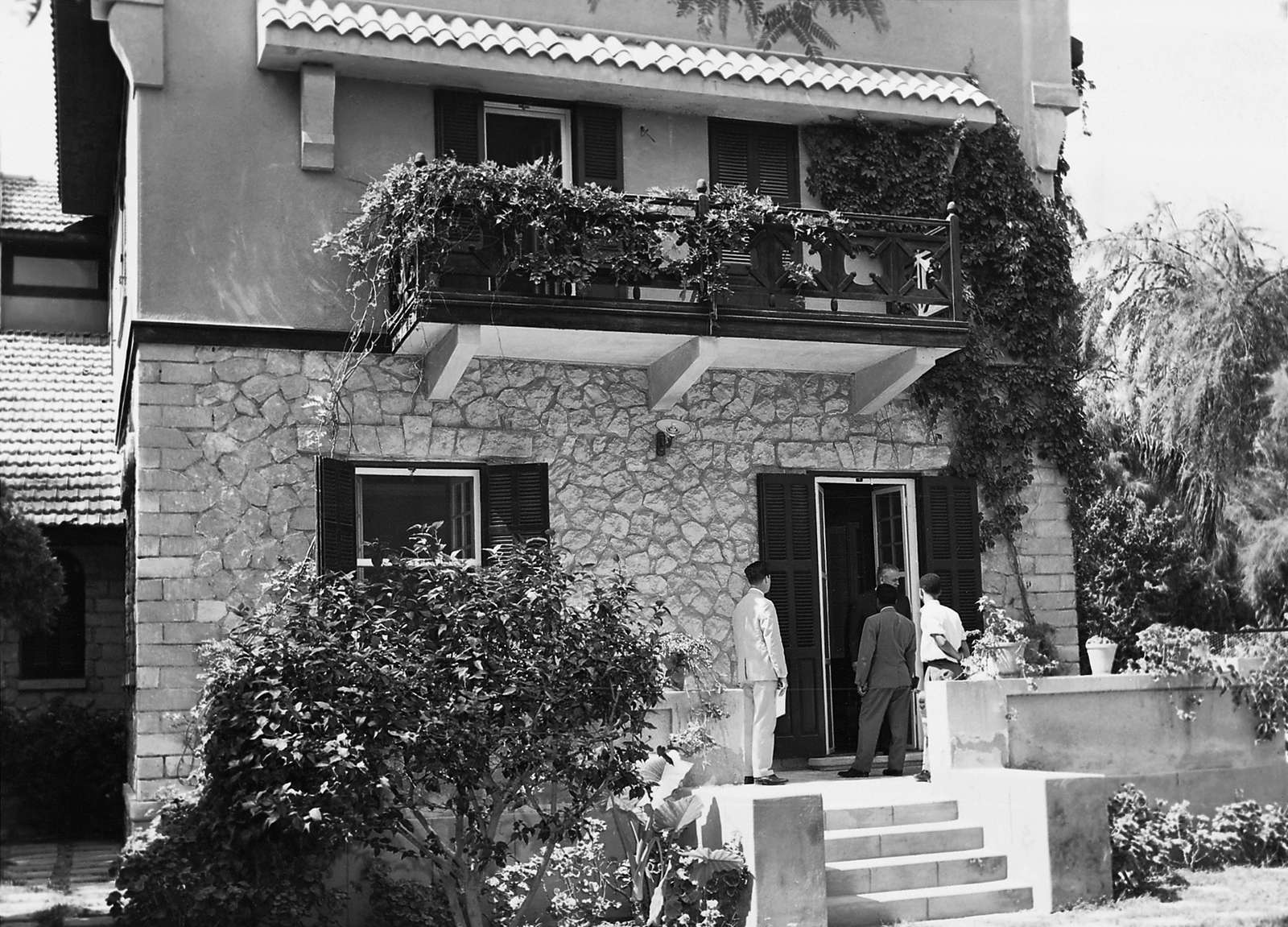 Cairo - Mid-Level Position Residence - 1965