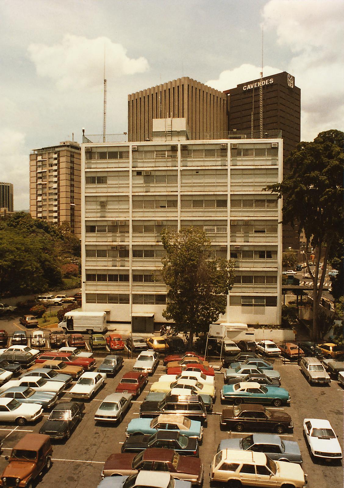 Caracas - Annex Office Building - 1984