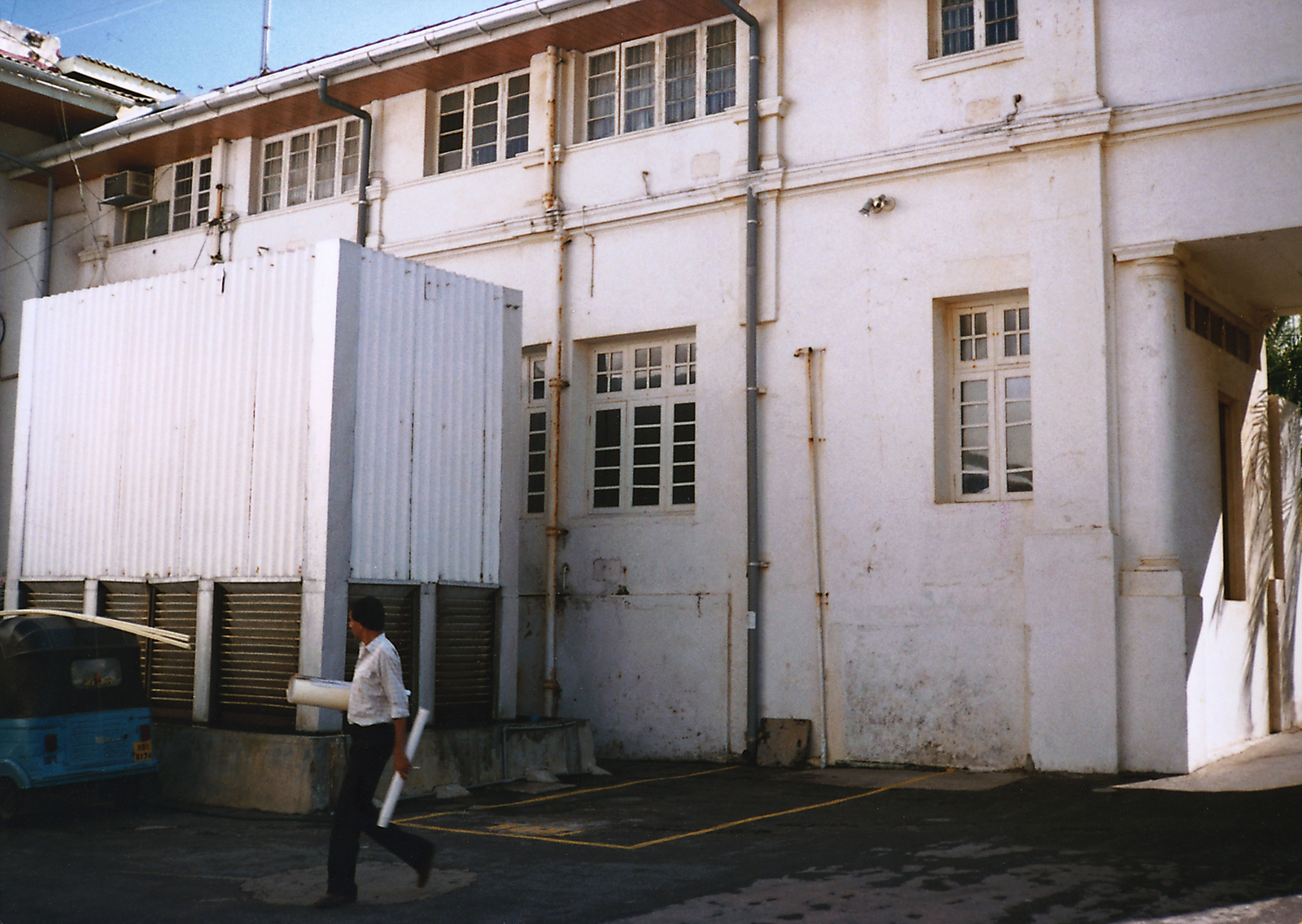 Colombo - Annex Office Building - 1990