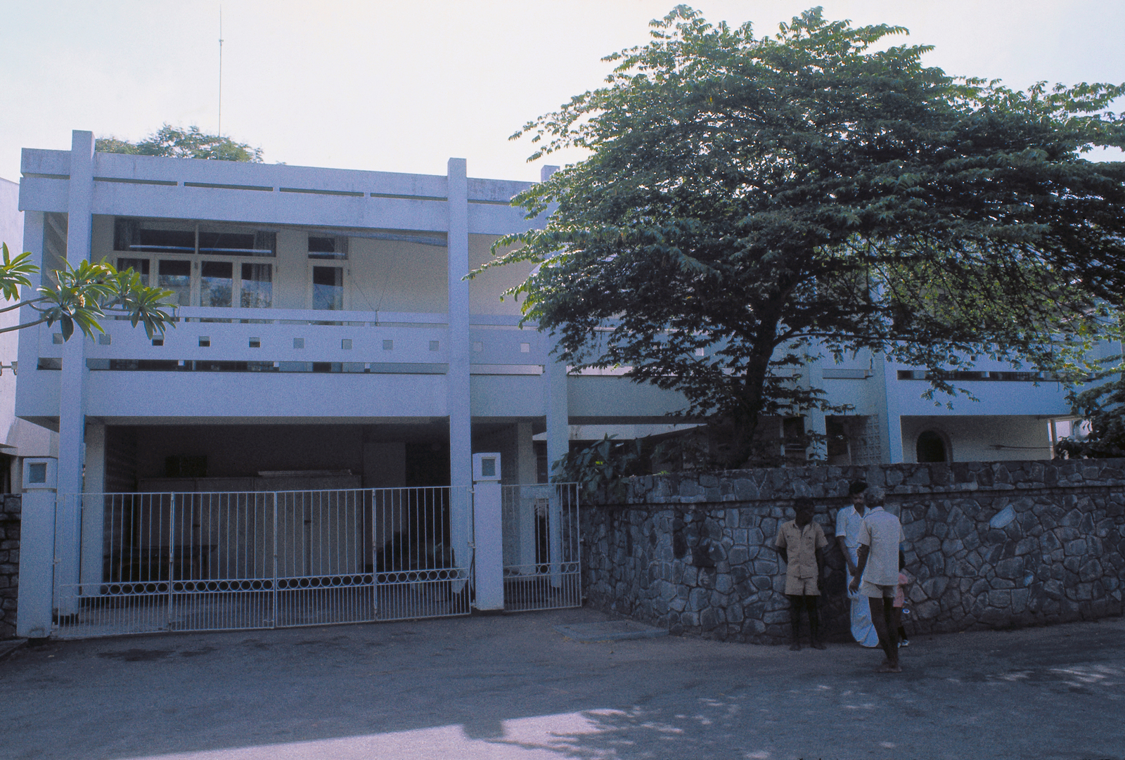 Colombo - Chancery Office Building - 1976