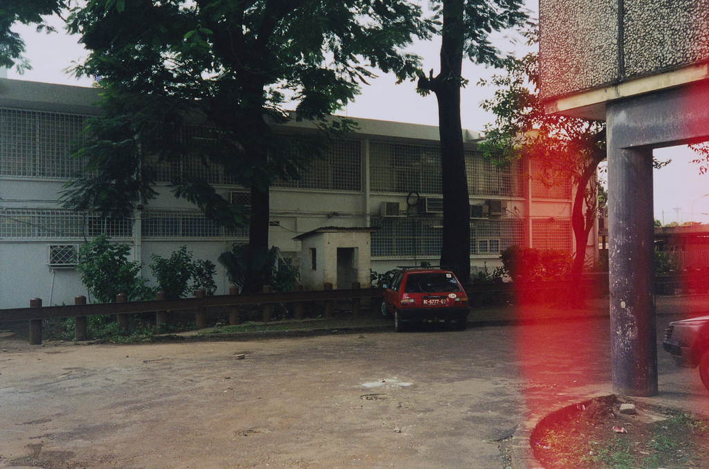 Conakry - Marine Security Guard Residence