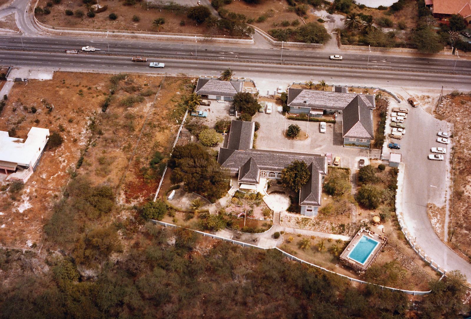 Curacao - Compound Site - 1983