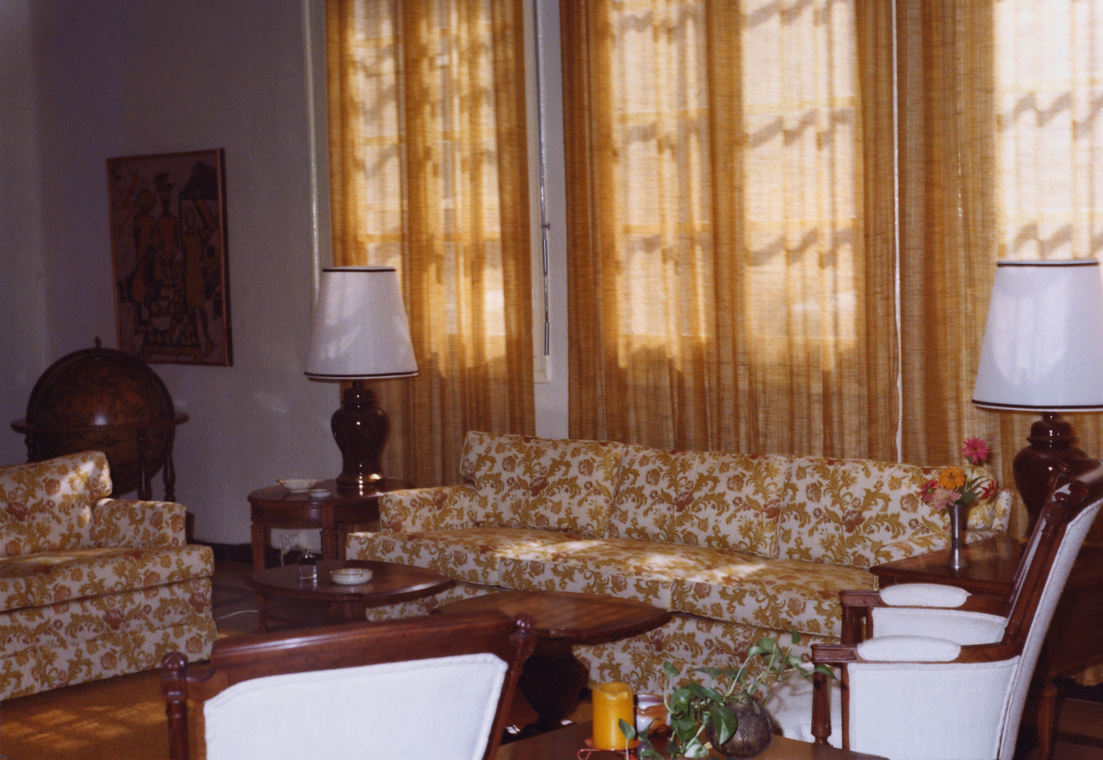 Dakar - Executive Level Position Residence - 1976