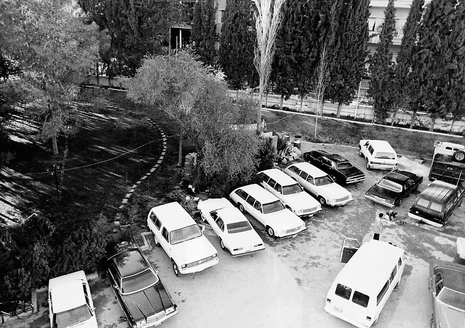 Damascus - Consulate Office Building - 1978