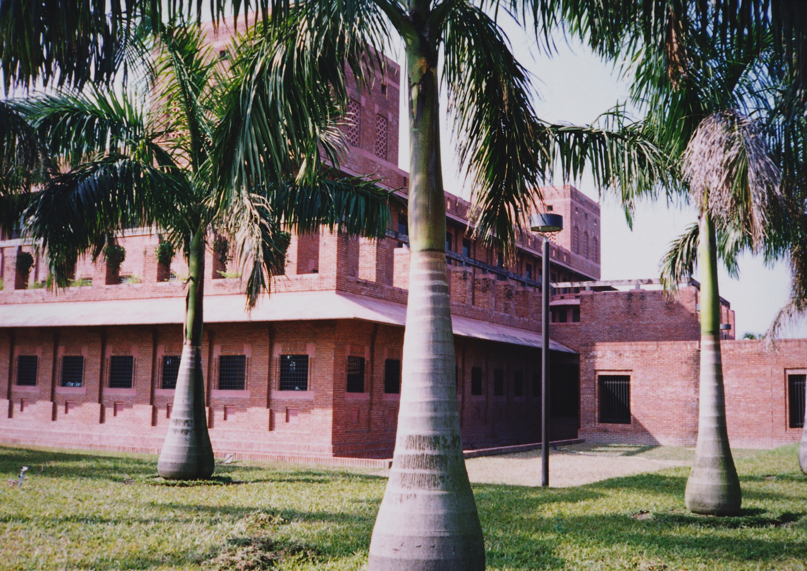 Dhaka - Chancery Office Building - 1994