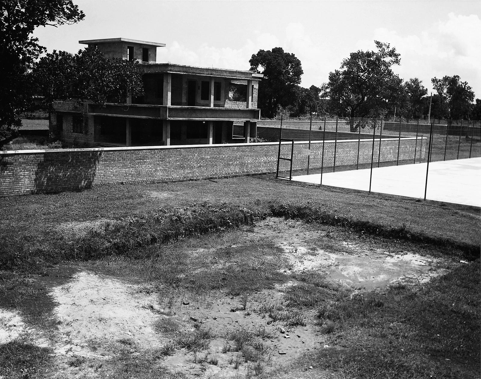 Dhaka - Functional Building Site - 1972