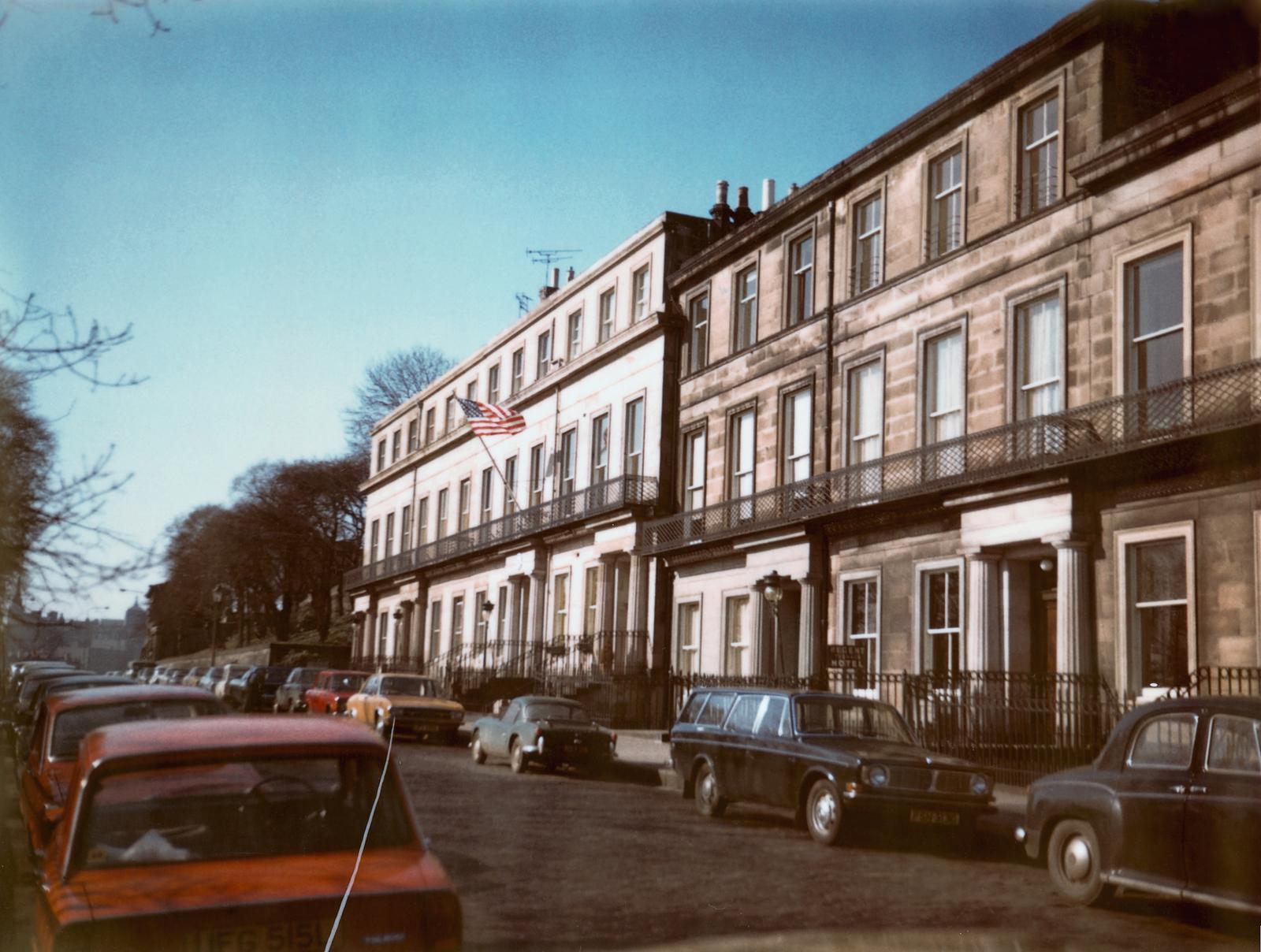 Edinburgh - Consulate Office Building