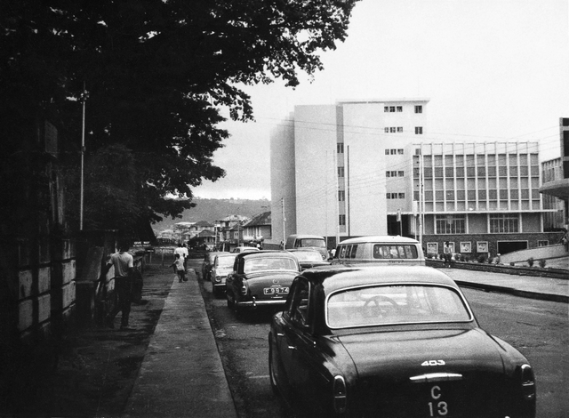 Freetown - Chancery Office Building - 1967