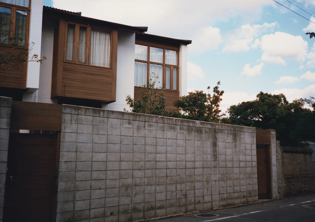 Fukuoka - Multi-Unit Residential Building - 1986