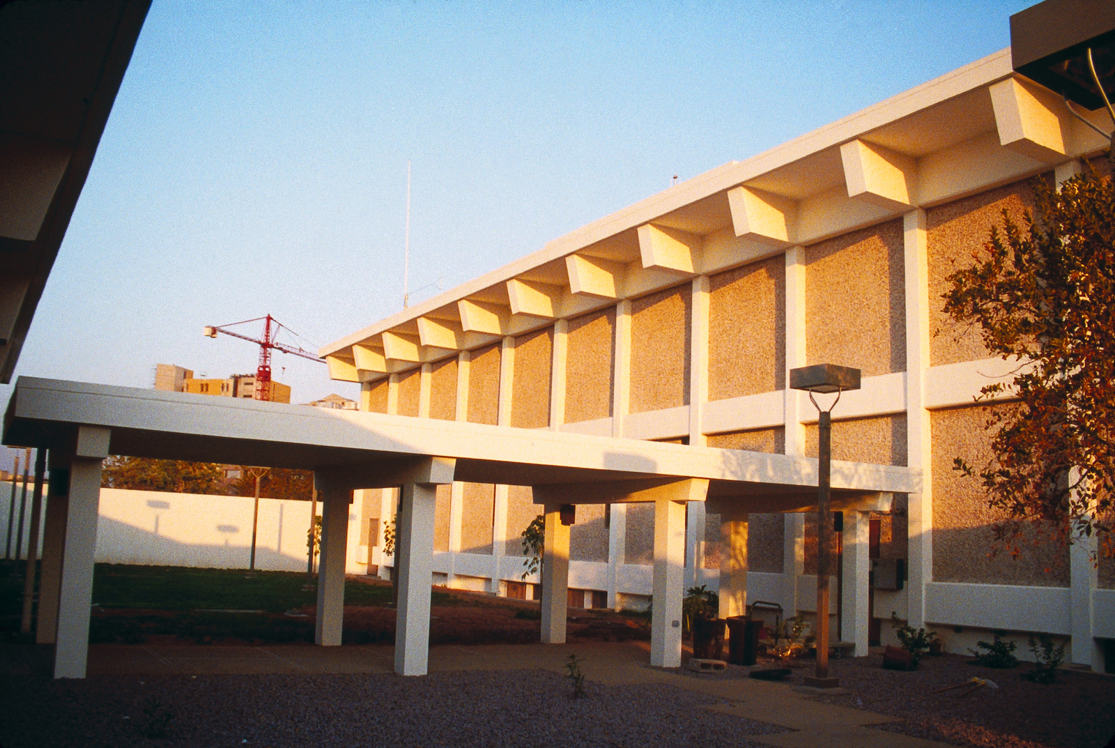 Gabarone - Chancery Office Building - 1989