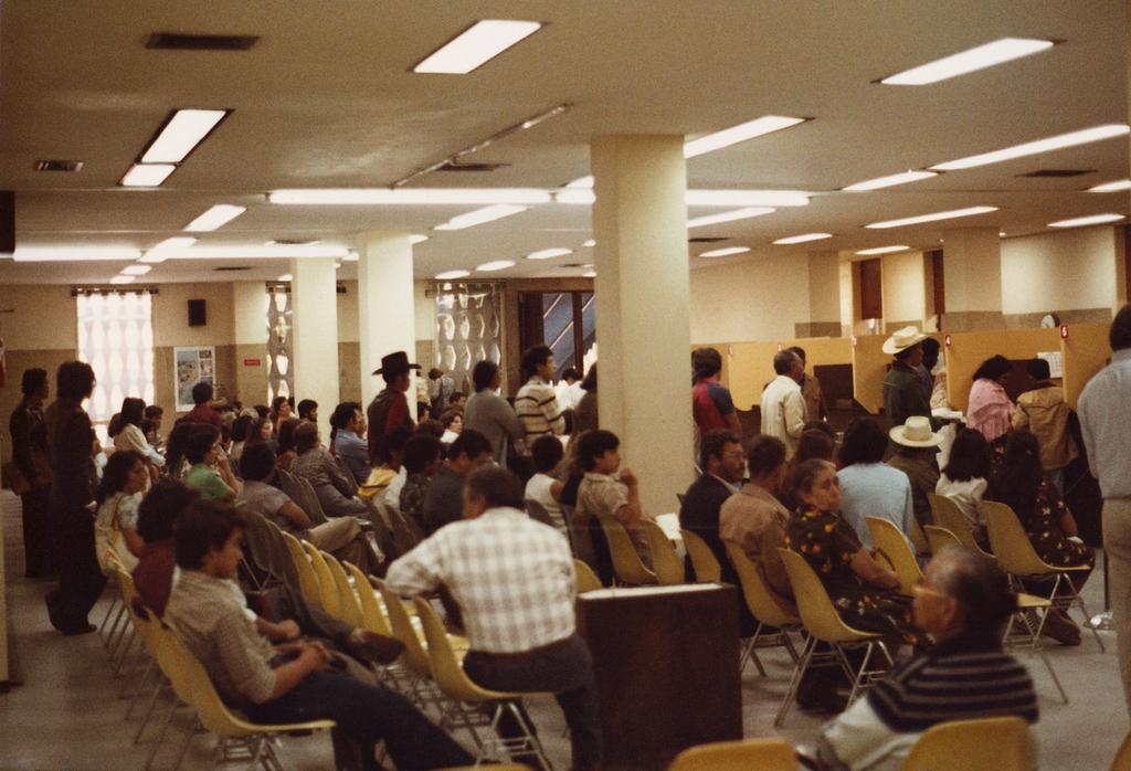 Guadalajara - Consulate Office Building - 1979
