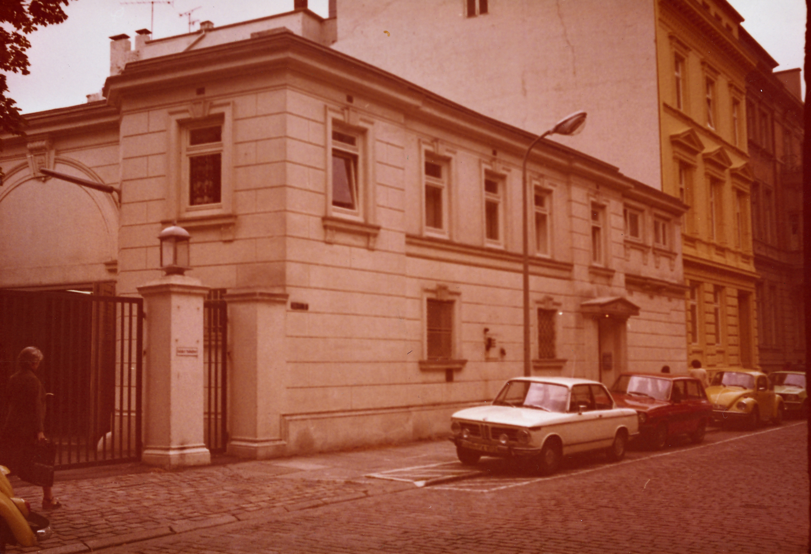 Hamburg - Temporary Duty/Transient Residential Unit - 1977