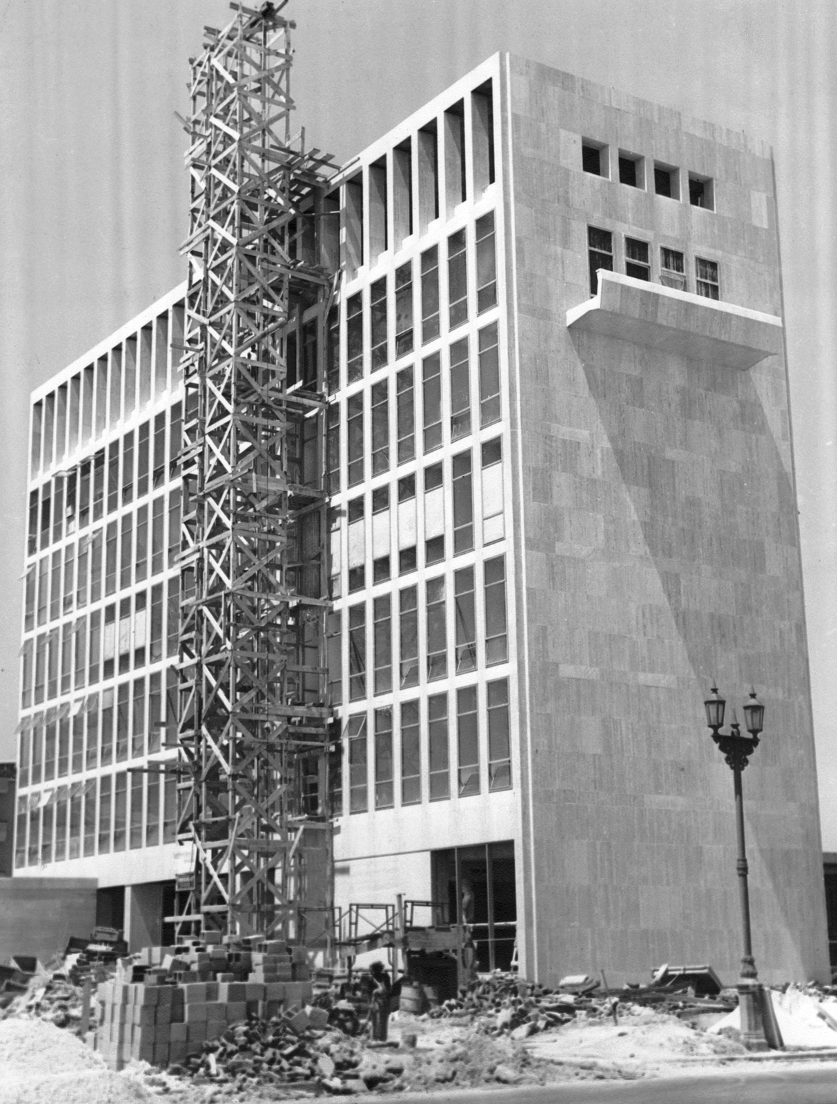 Havana - Chancery Office Building - 1952