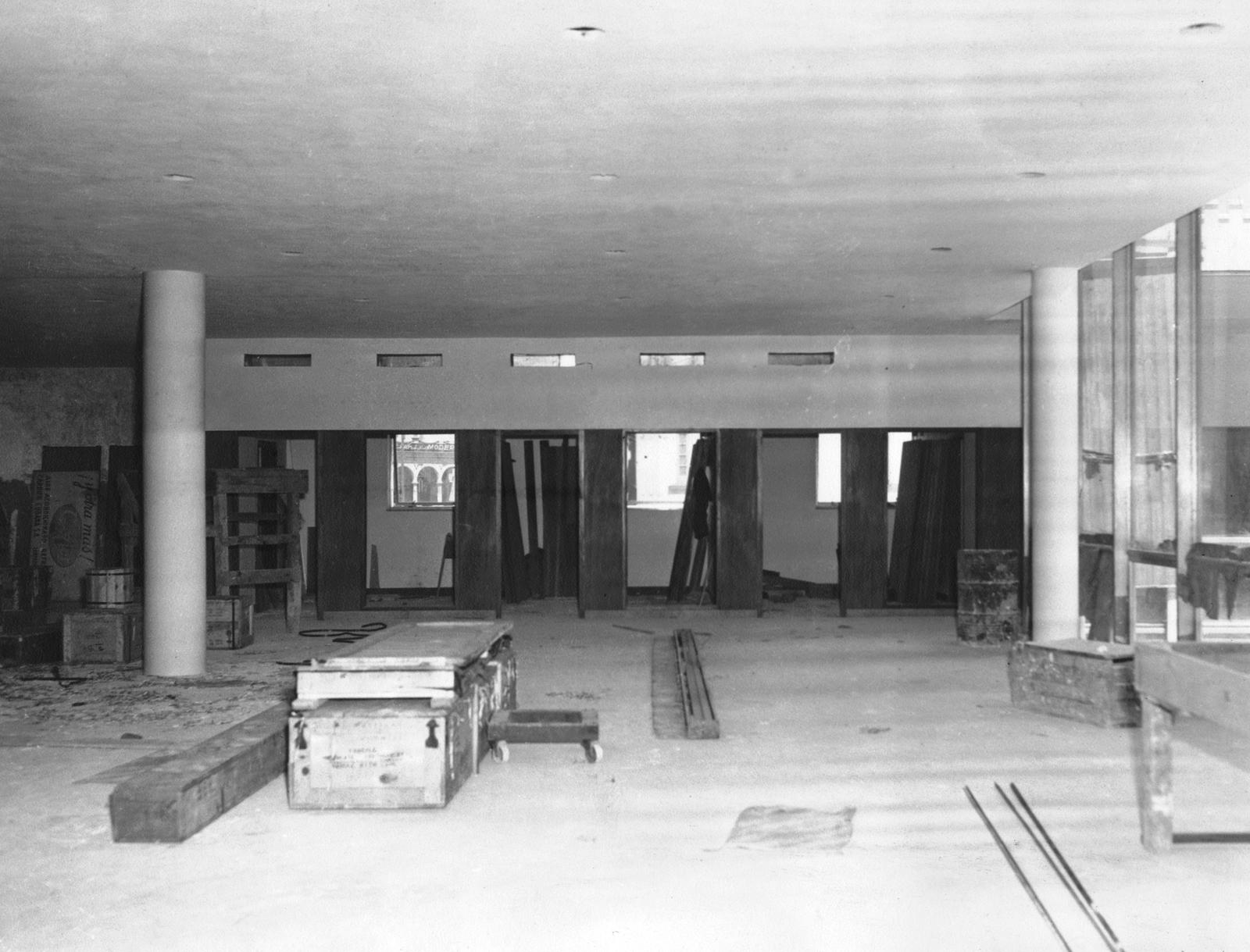 Havana - Chancery Office Building - 1952