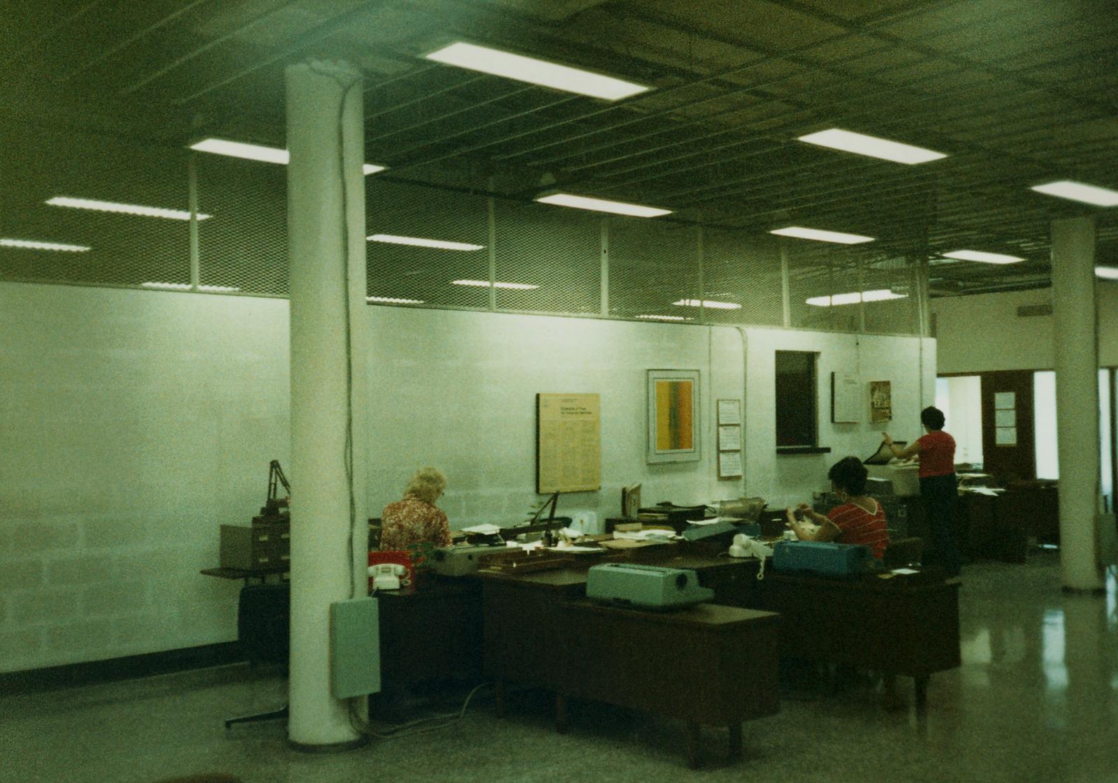 Havana - Chancery Office Building - 1988