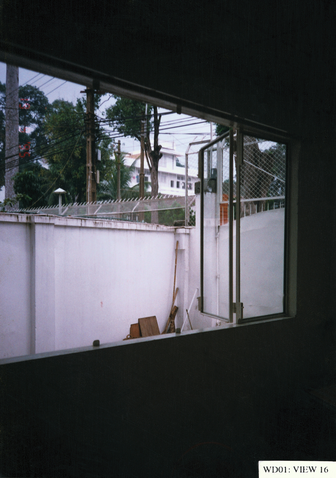 Ho Chi Minh City - Annex Office Building - 1995