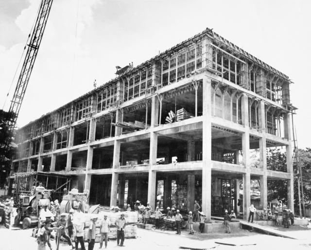 Ho Chi Minh City - Warehouse - 1967
