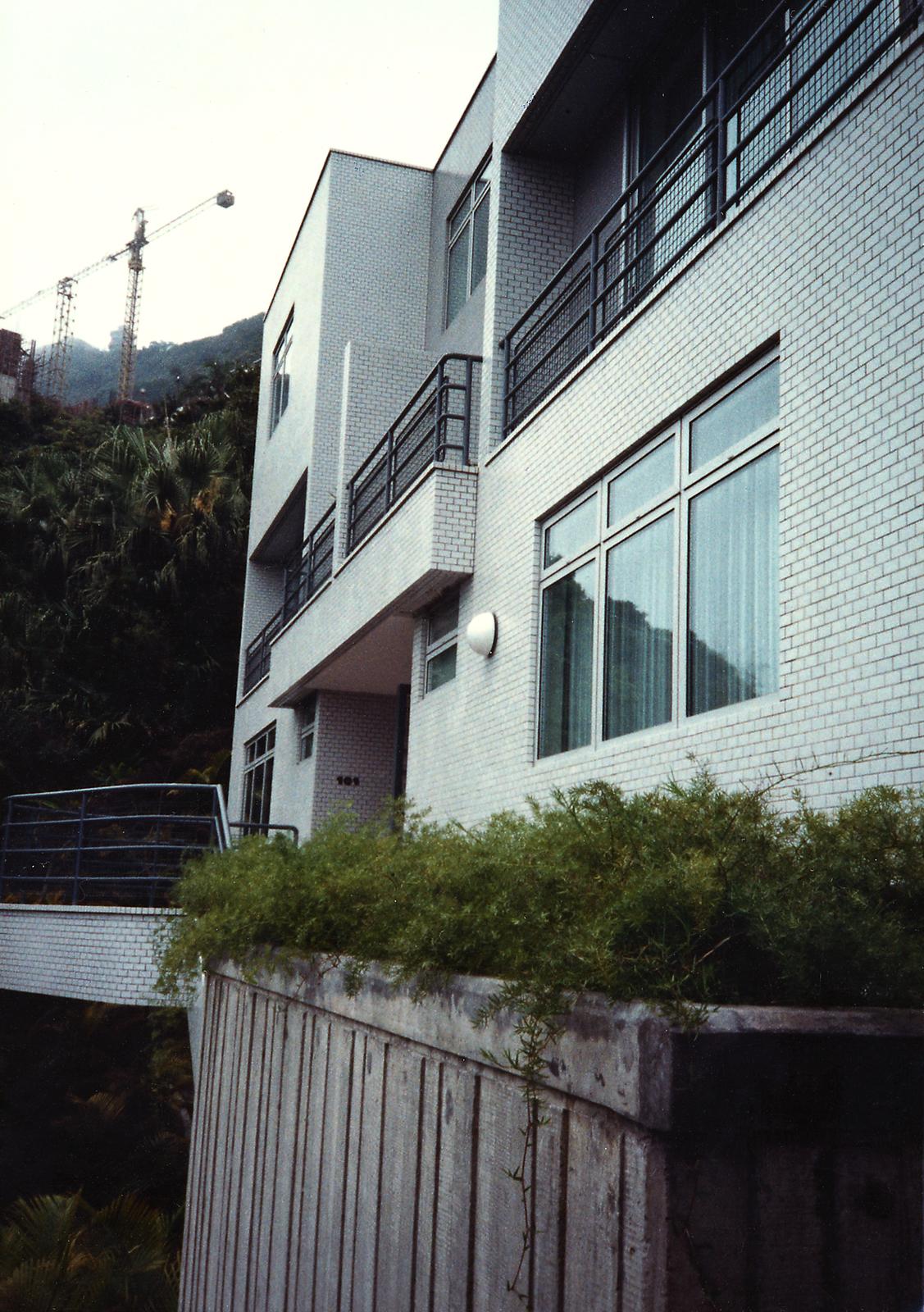 Hong Kong - Department of Defense Agency Head Residence - 1988