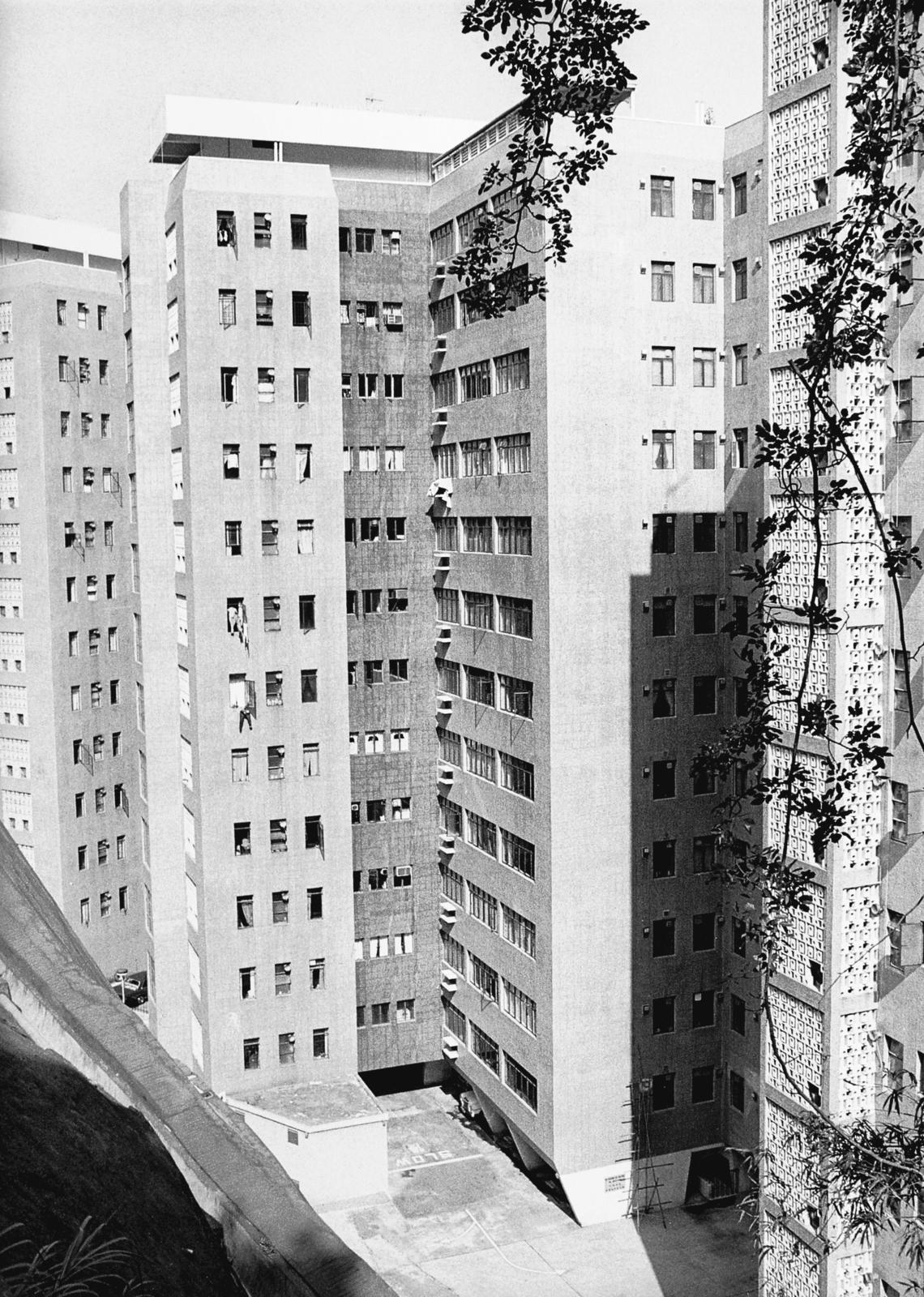 Hong Kong - Mid-Level Position Residence - 1978