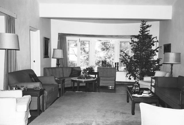 Hong Kong - Standard Level Position Residence - 1963