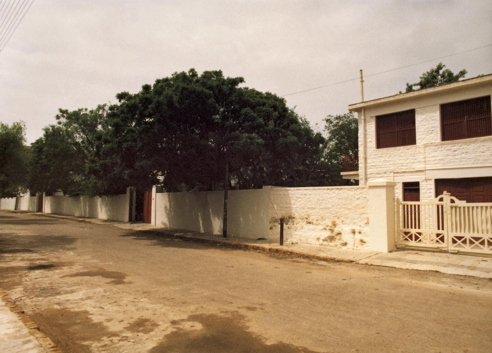 Karachi - Annex Office Building - 1977