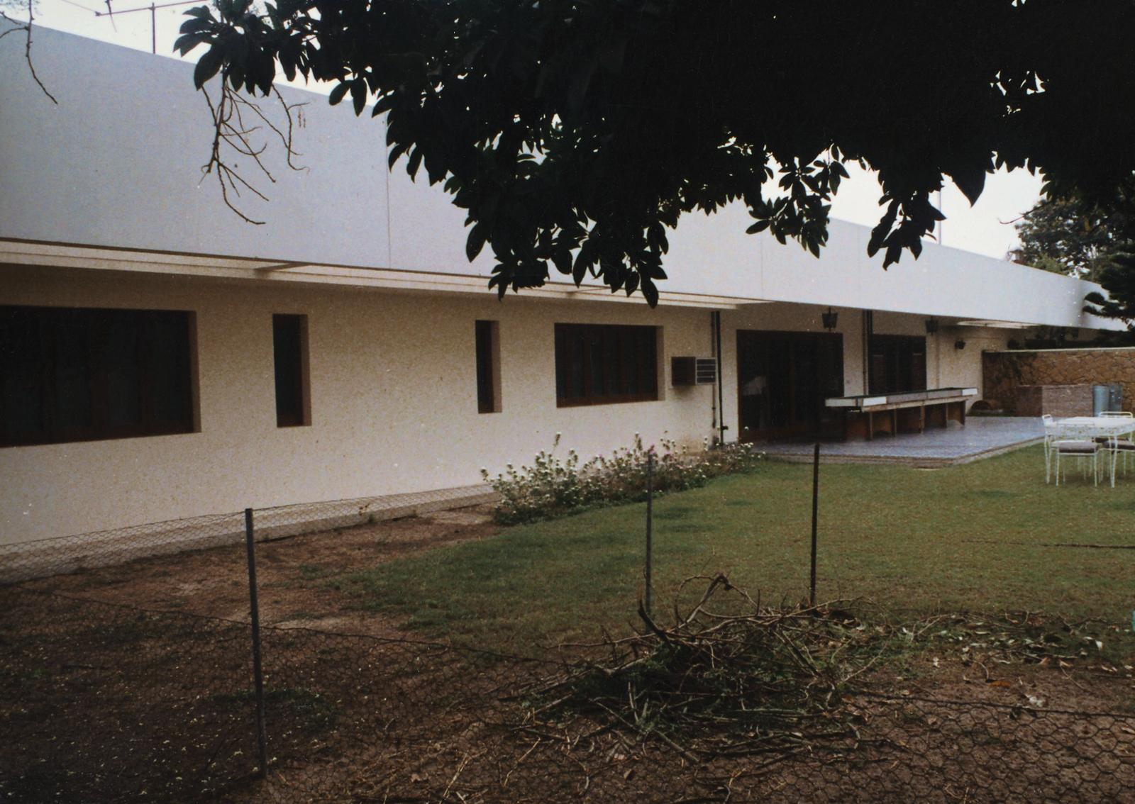 Karachi - Marine Security Guard Residence - 1985