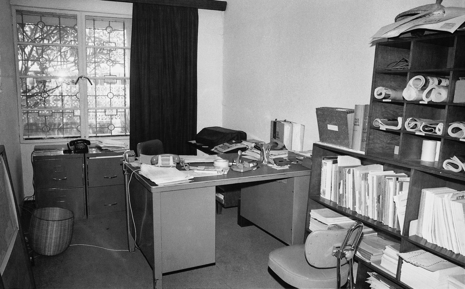 Kigali - Annex Office Building - 1979