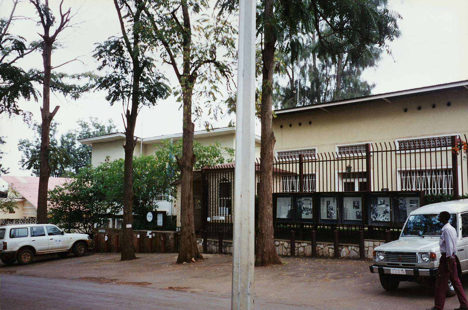 Kigali - Chancery Office Building - 1994