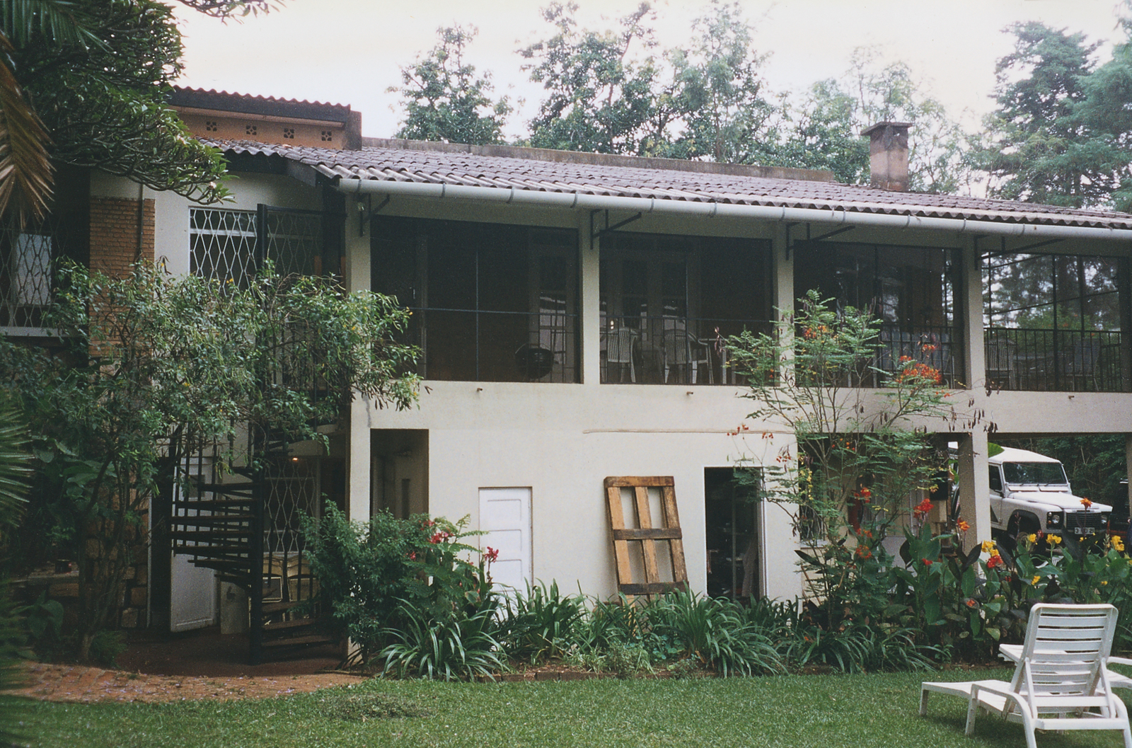 Kigali - Deputy Chief of Mission Residence - 1994
