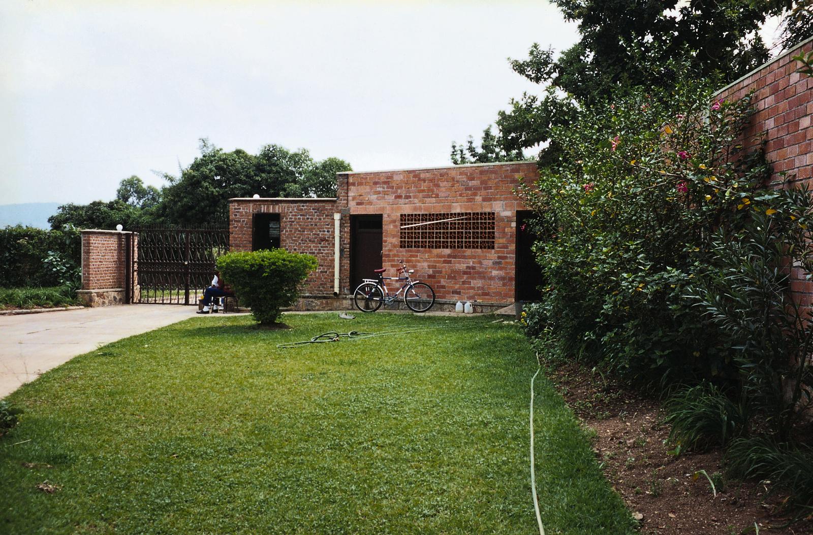 Kigali - Embassy Mission Residence - 1994