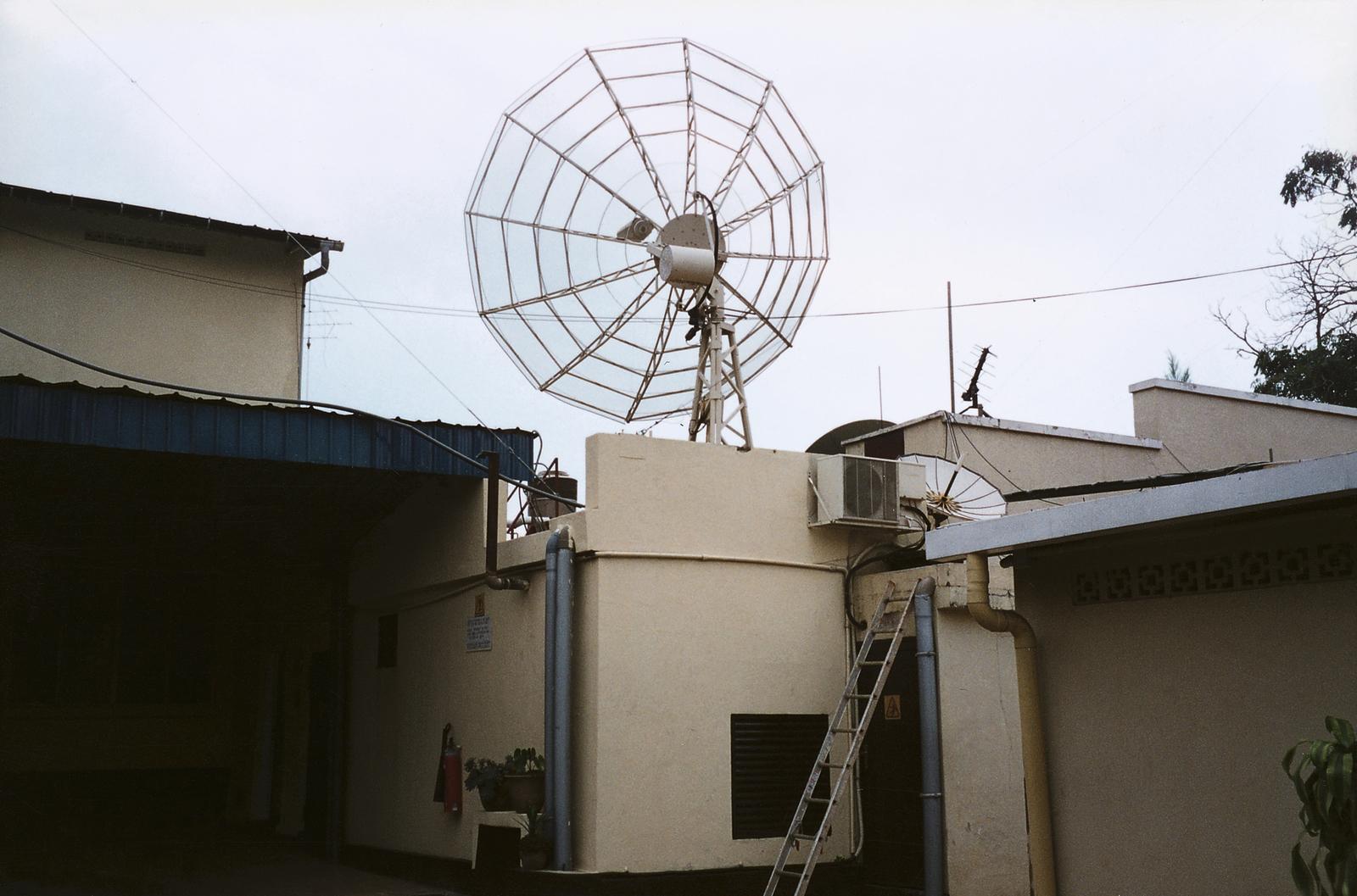 Kigali - Warehouse - 1994