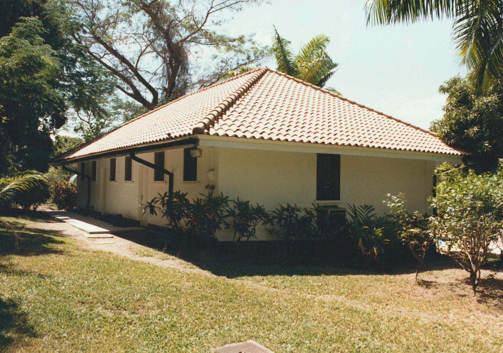 Kingston - Residency - 1987