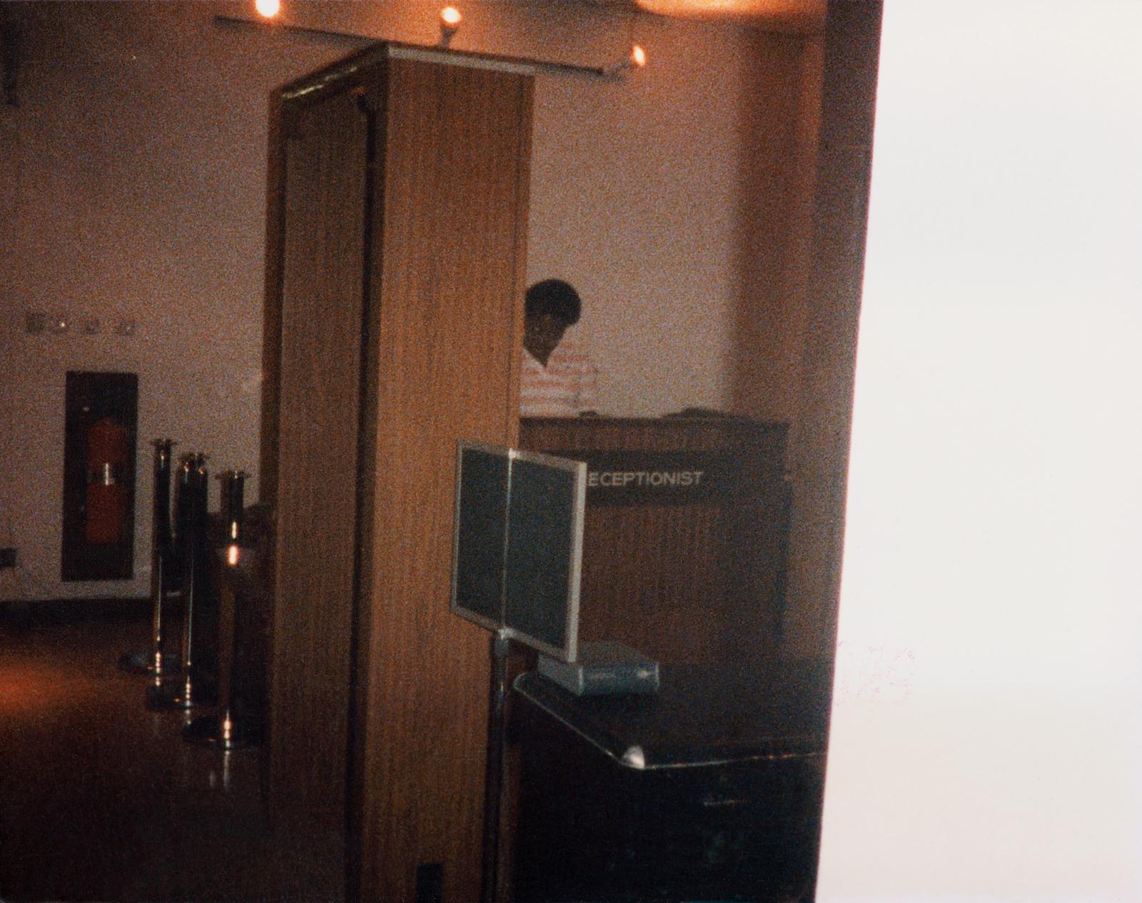 Kinshasa - Chancery Office Building - 1986