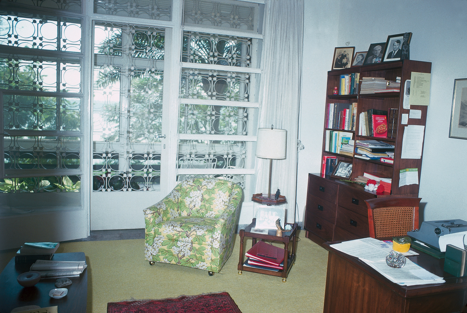 Kinshasa - Embassy Mission Residence - 1976