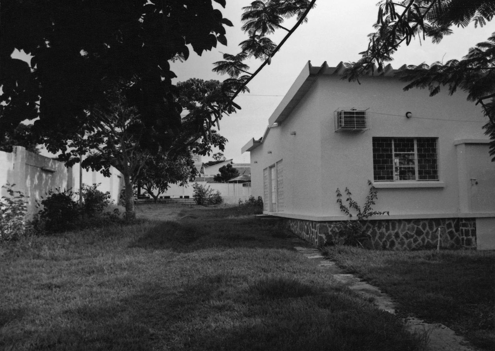 Kinshasa - Mid-Level Position Residence - 1979