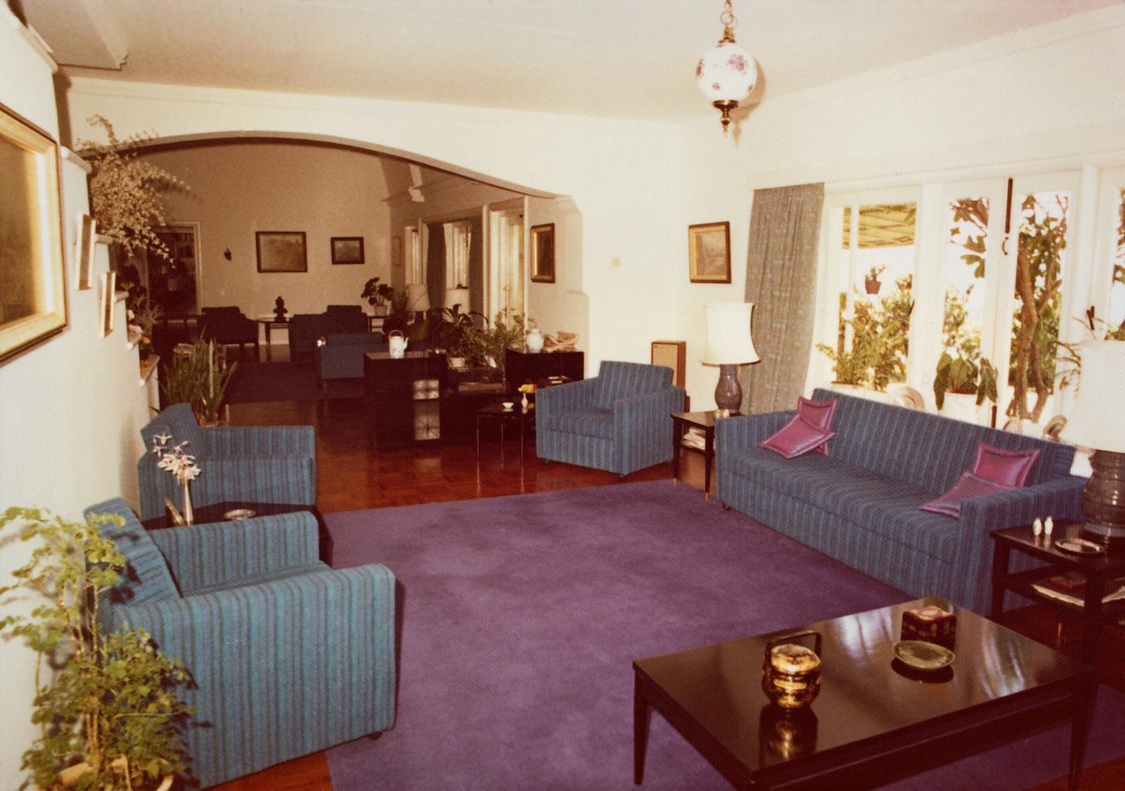 Kuala Lumpur - Mid-Level Position Residence - 1976