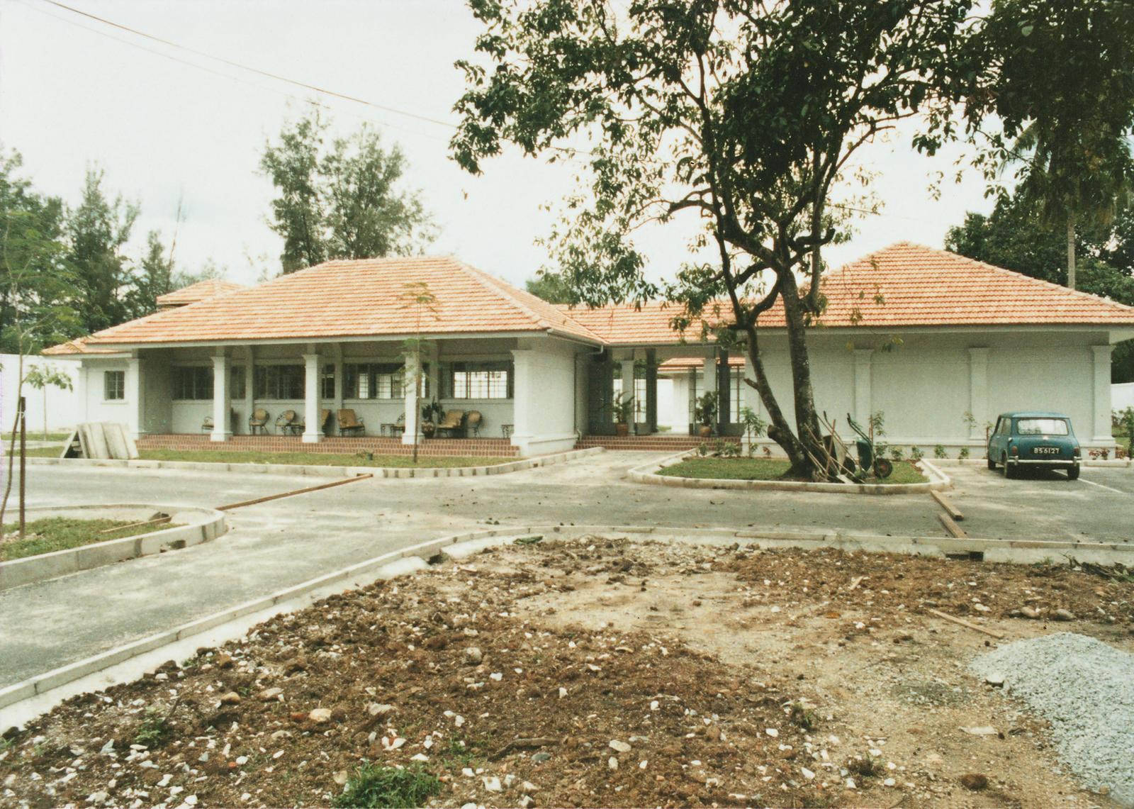 Kuala Lumpur - Recreation/Community Center/Gym/Theater - 1984