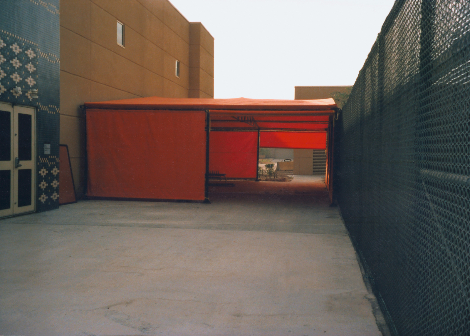 Kuwait - Marine Security Guard Residence - 1996