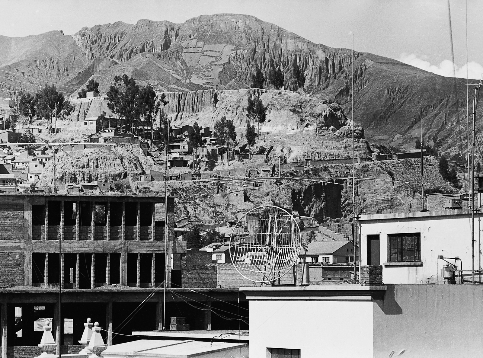 La Paz - Chancery Office Building - 1968