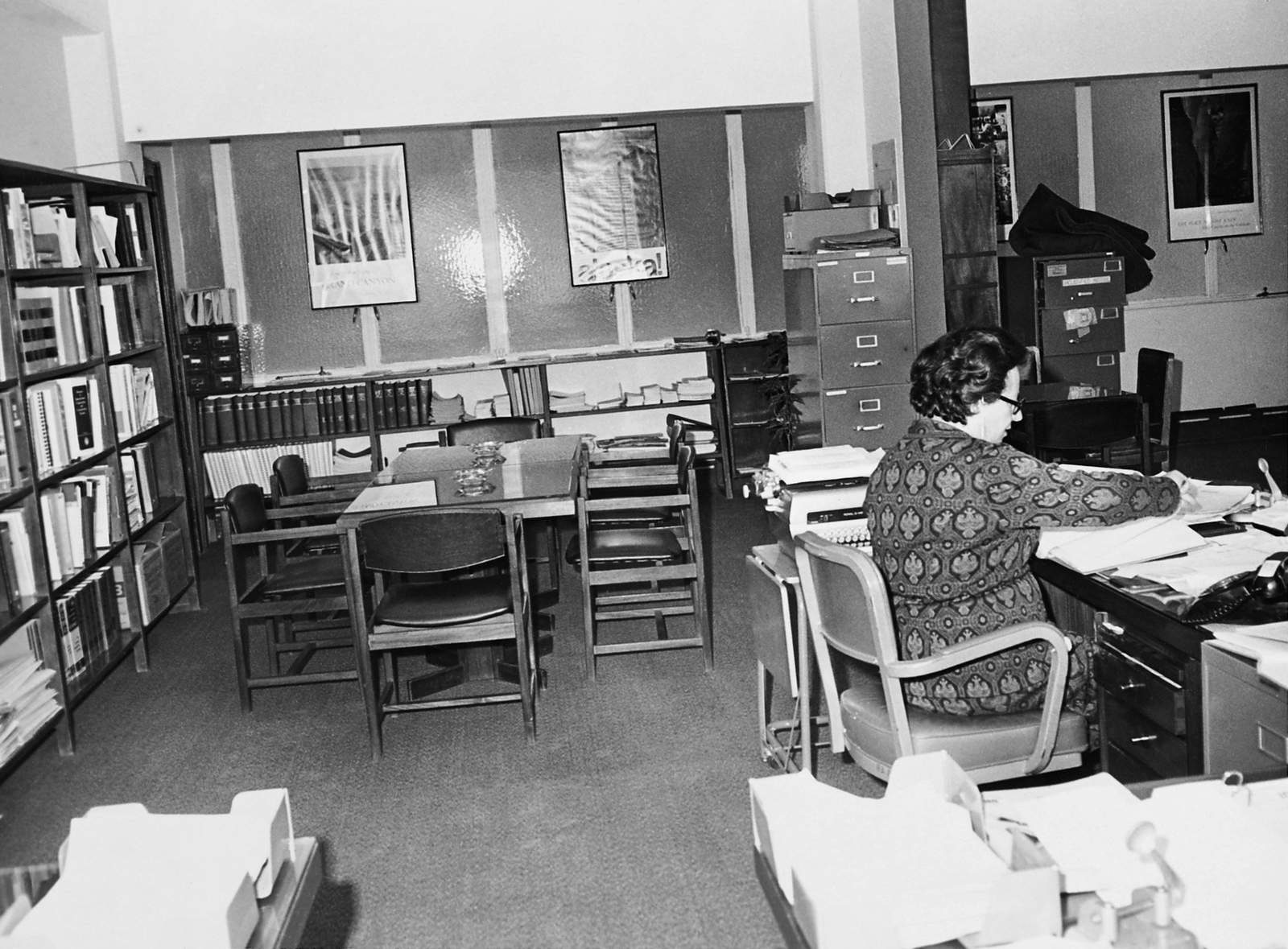 La Paz - Chancery Office Building - 1975