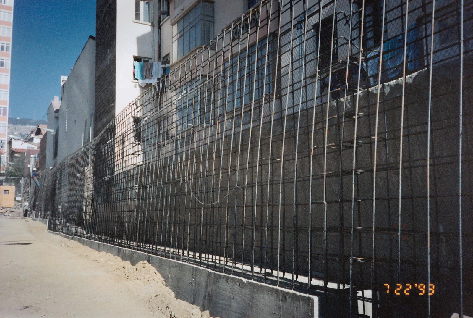 La Paz - Chancery Office Building - 1993