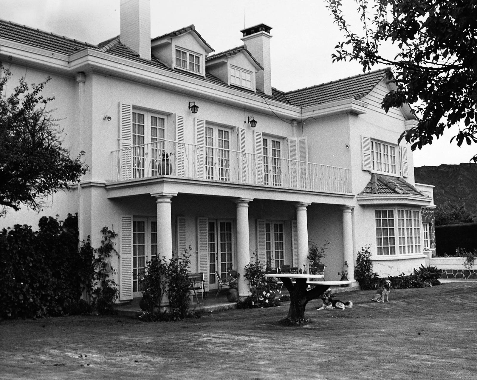 La Paz - Department of Defense Agency Head Residence - 1975