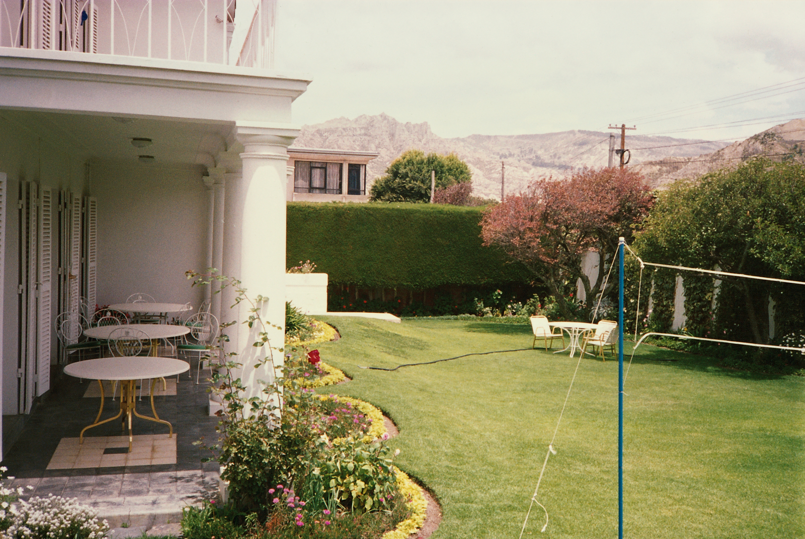 La Paz - Department of Defense Agency Head Residence - 1992