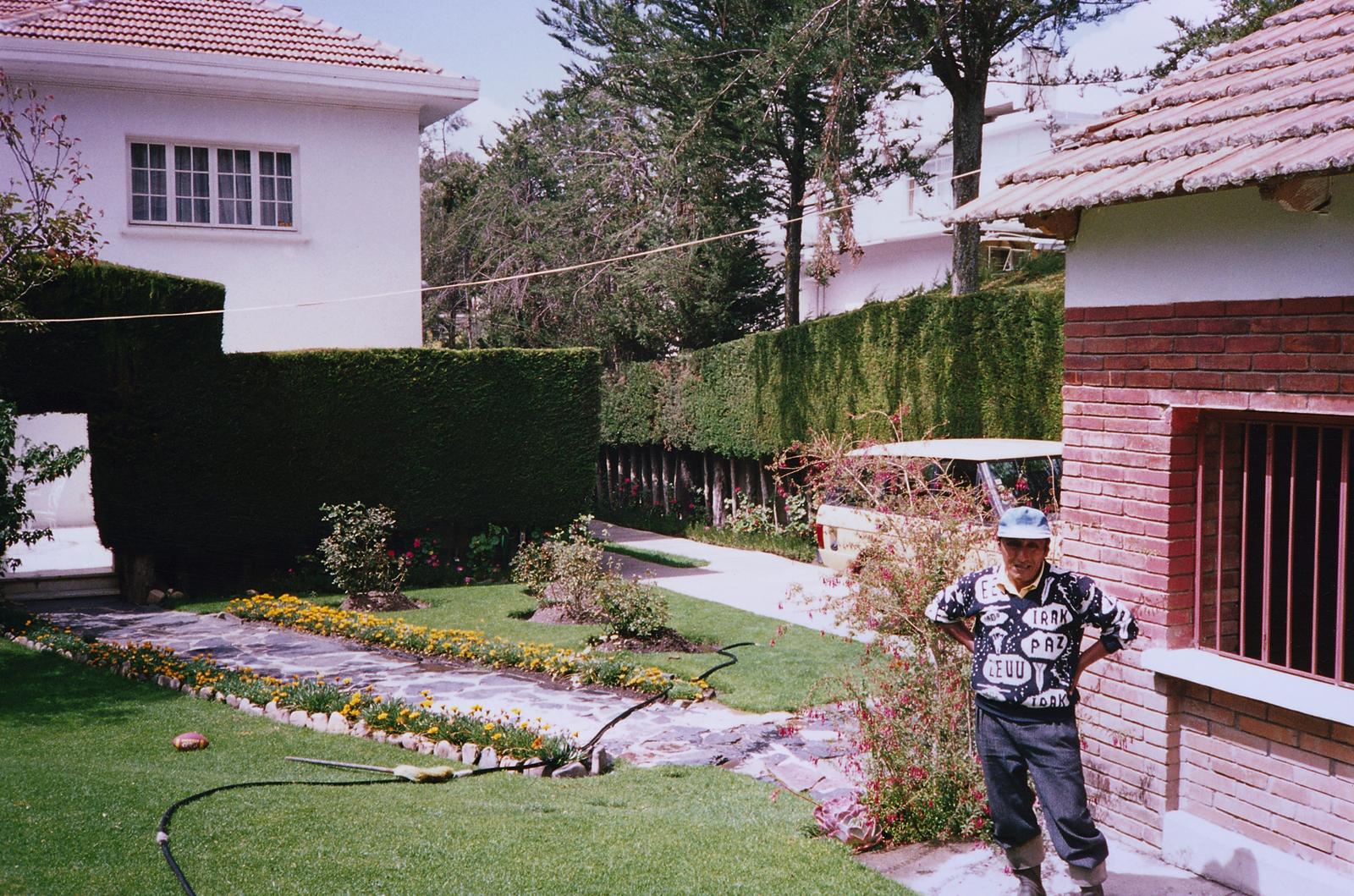 La Paz - Executive Level Position Residence - 1992