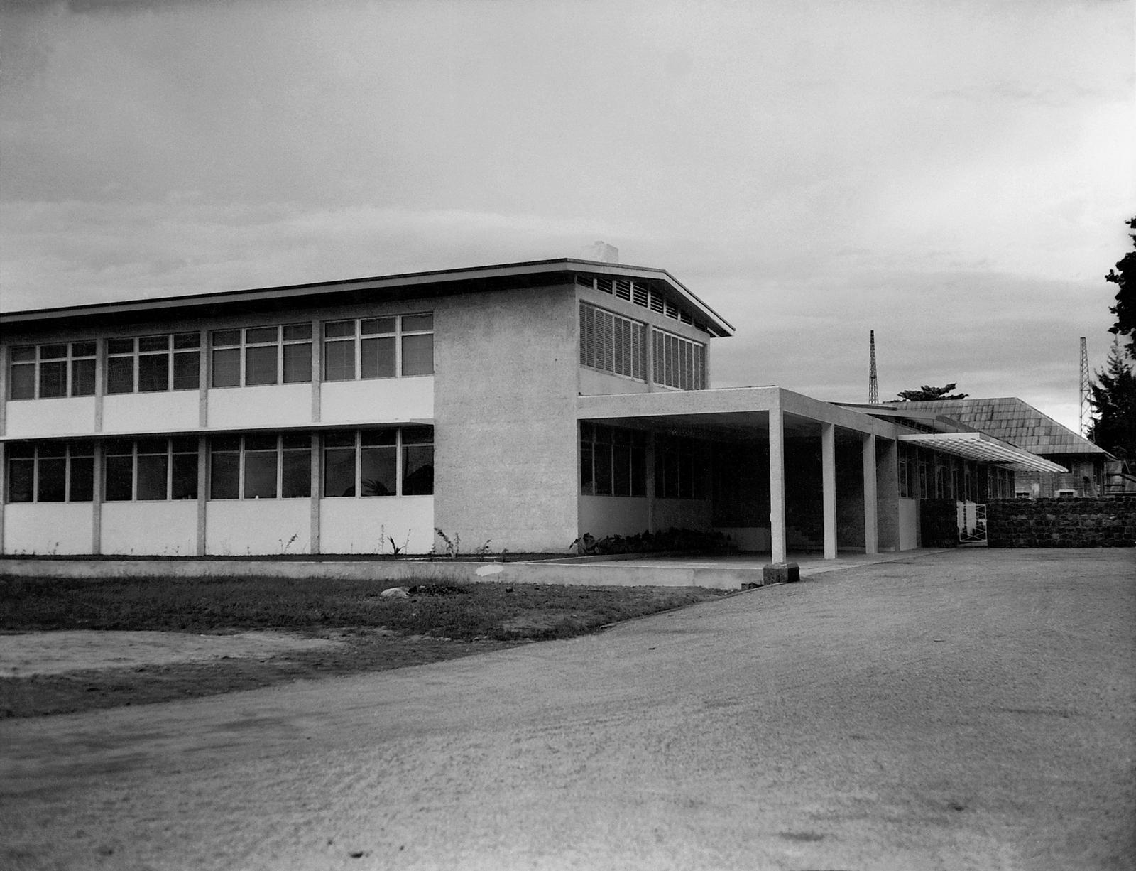 Lagos - Annex Office Building - 1958