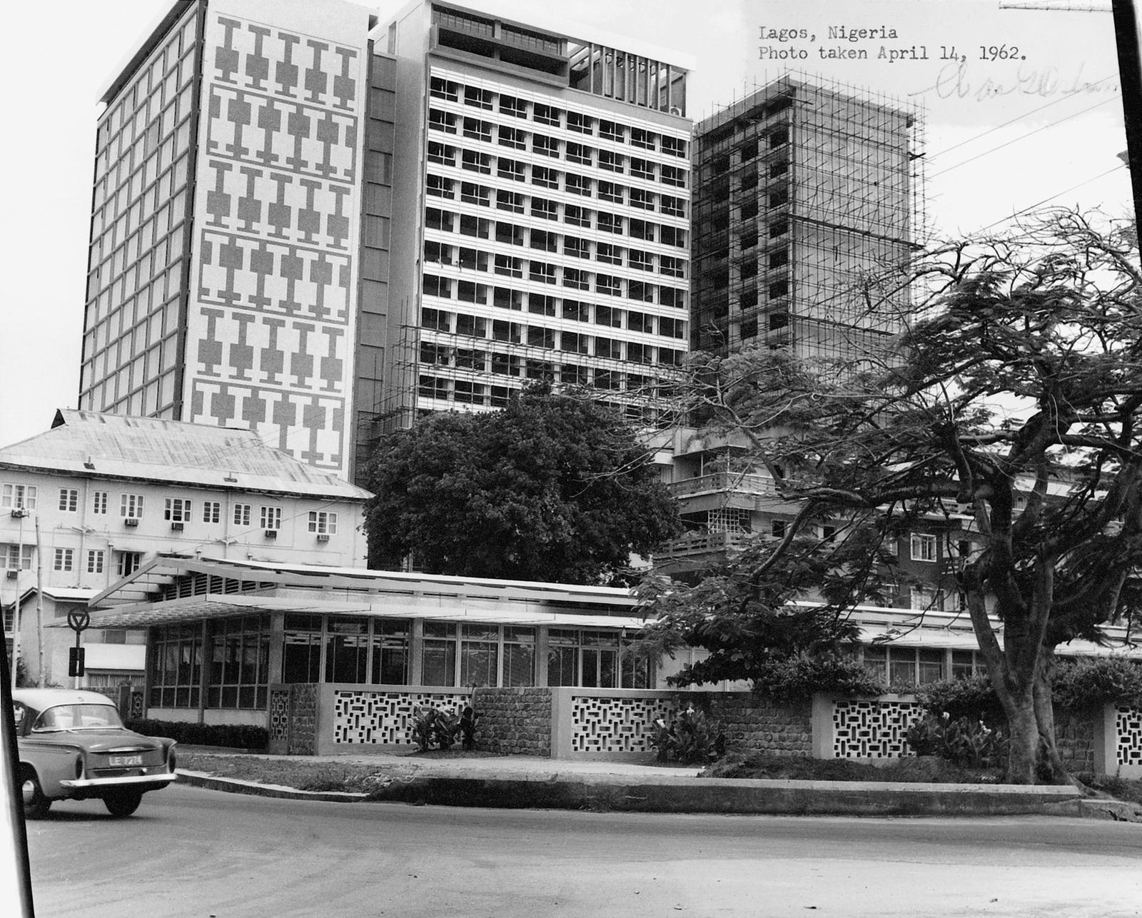 Lagos - Annex Office Building - 1962
