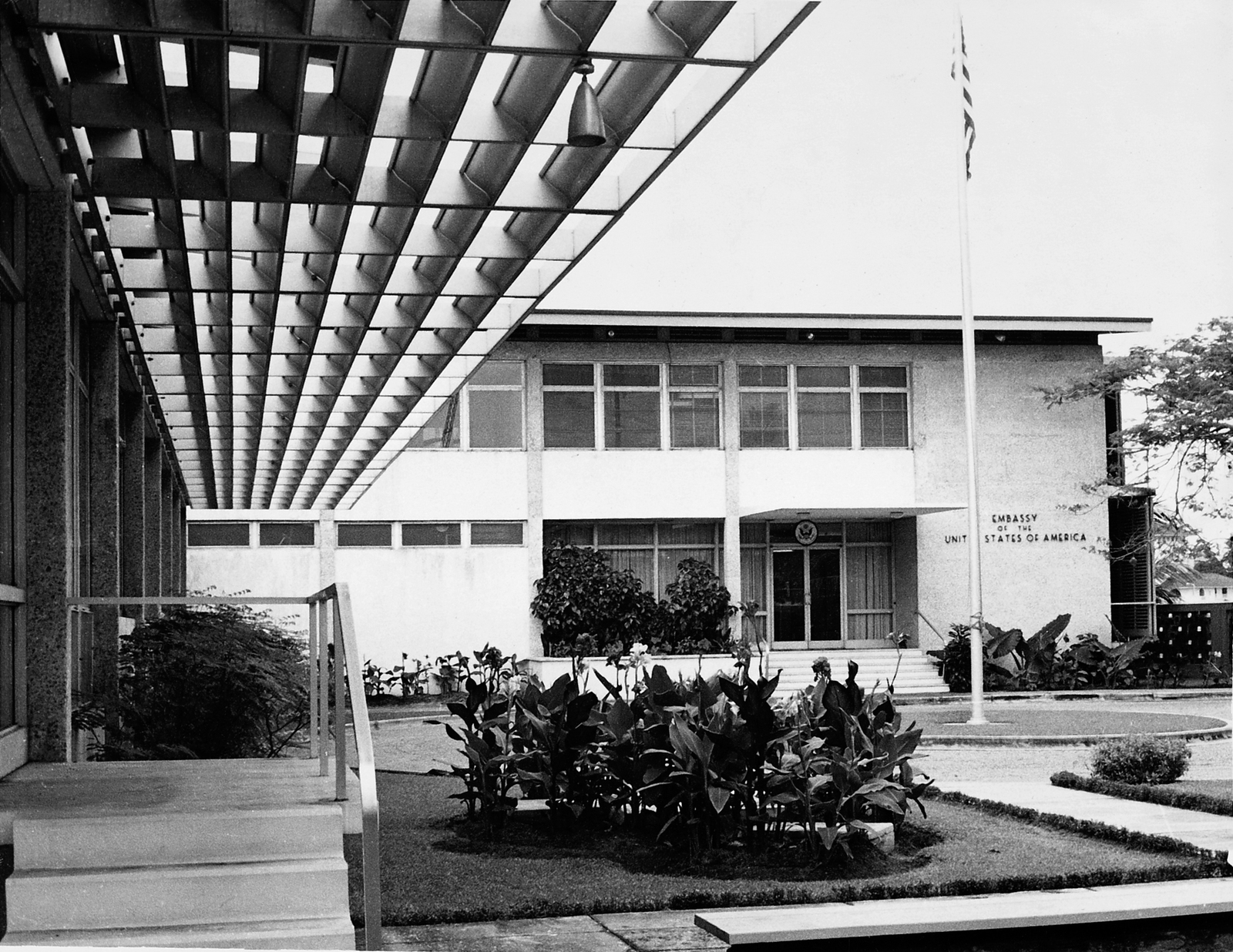Lagos - Annex Office Building - 1963