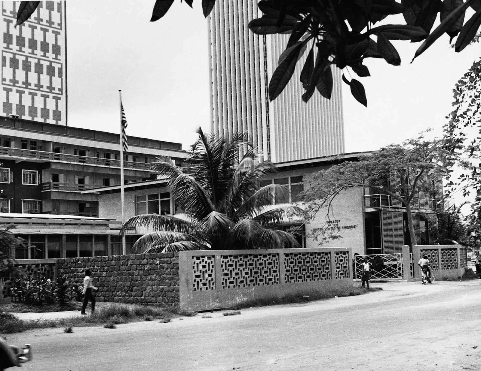 Lagos - Annex Office Building - 1963